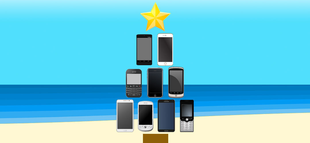 Why a mobile phone can be a gift that keeps on giving